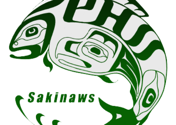 PHSS Sakinaw logo